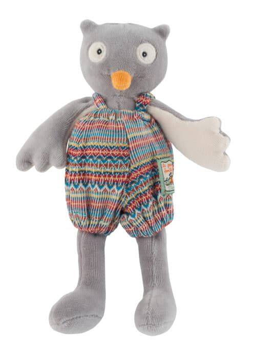 La Grande Famille - Tiny Isidore the owl