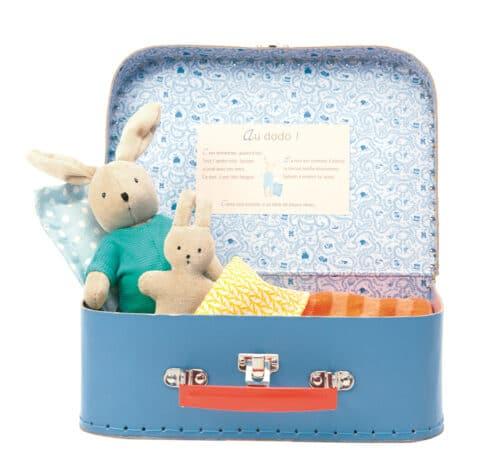 La Grande Famille - Bedtime suitcase