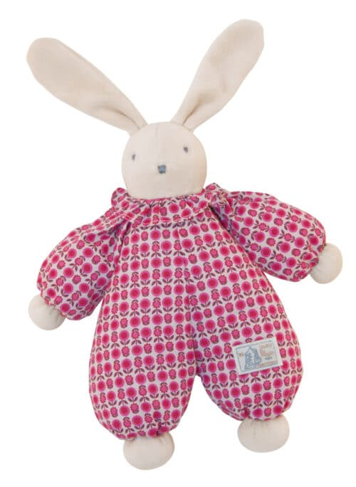 La Douillette - Pink rabbit doll
