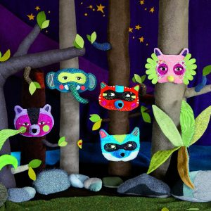 Les mask'ottes - Moulin Roty toys Australia