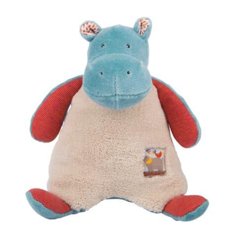 Les Papoum - Hippo rattle