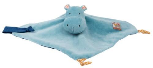 Les Papoum - Hippo comforter