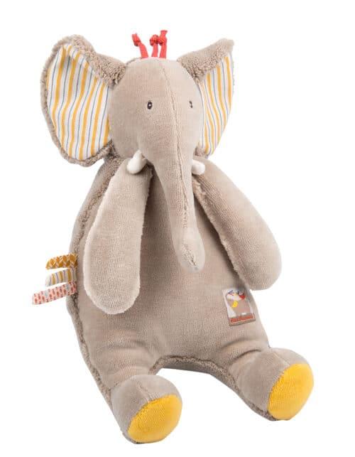 Les Papoum - Elephant doll