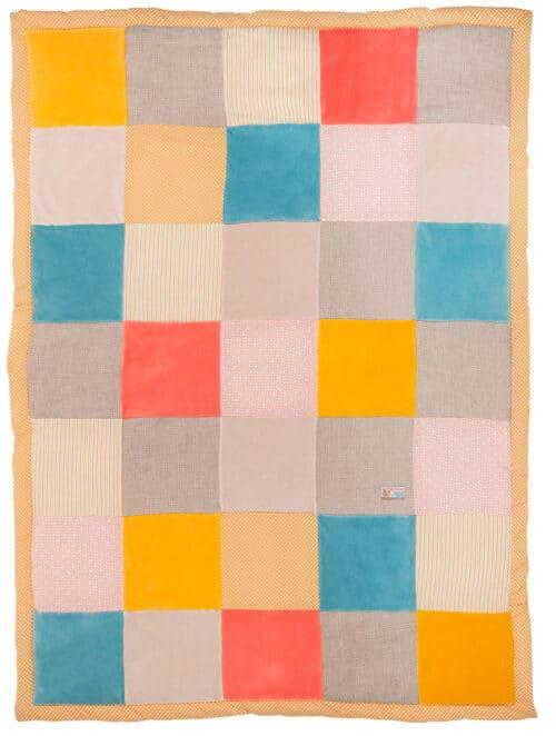 Les Papoum - Baby quilt