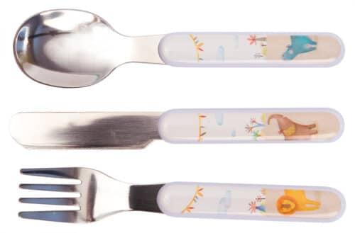 Les Papoum - Cutlery set