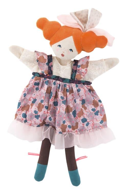 Il etait une fois - The alluring Dame puppet