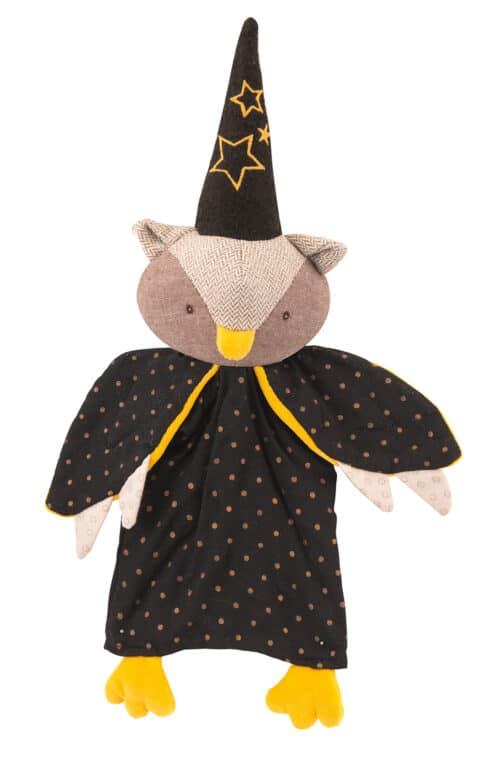 Il etait une fois - The Owl magician puppet