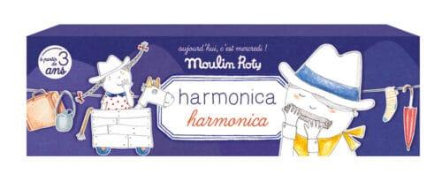 Aujouord'hui c'est mercredi - Harmonica (PU 10), price each