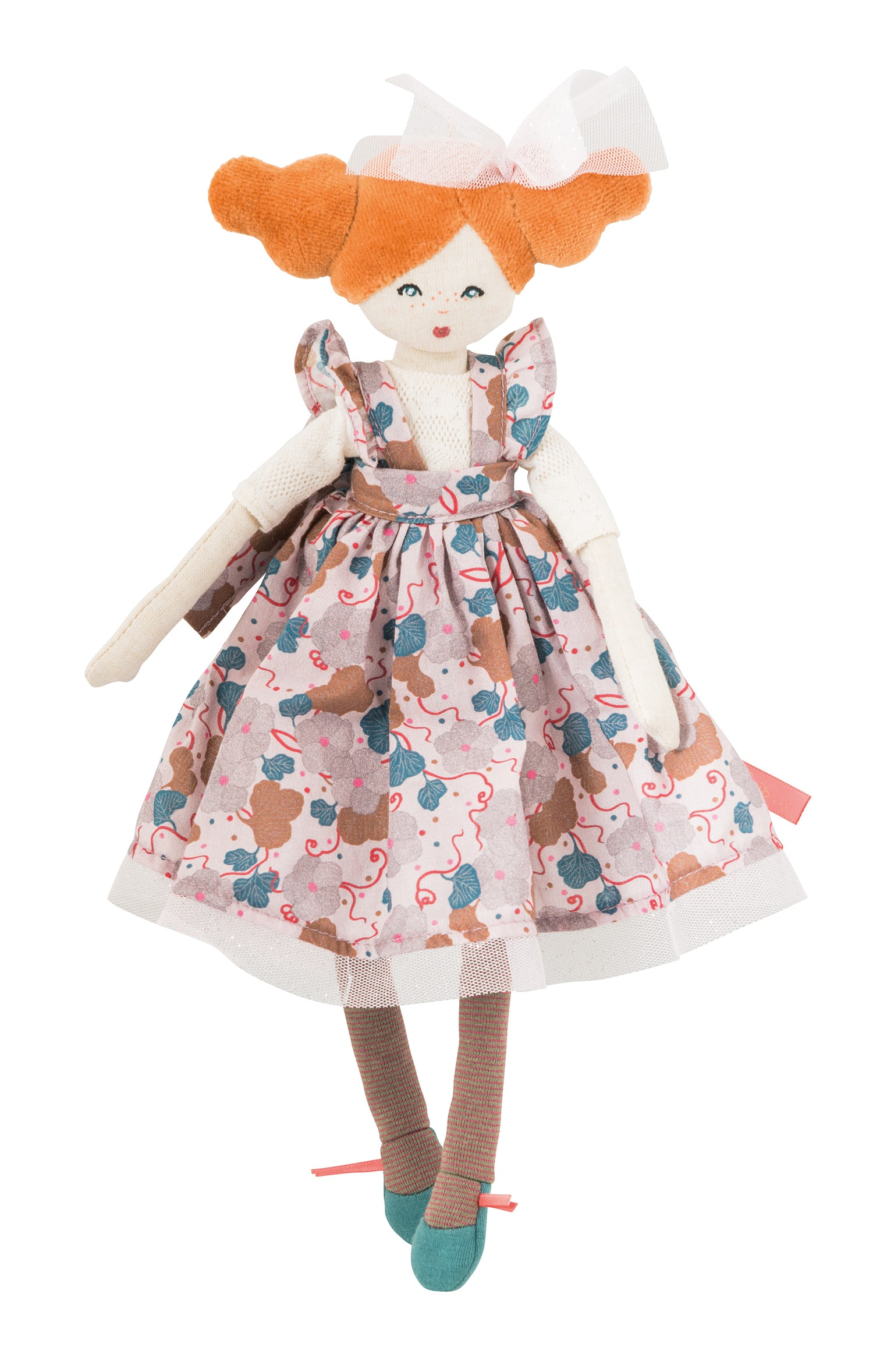 charming doll, soft toy - Moulin Roty toys Australia