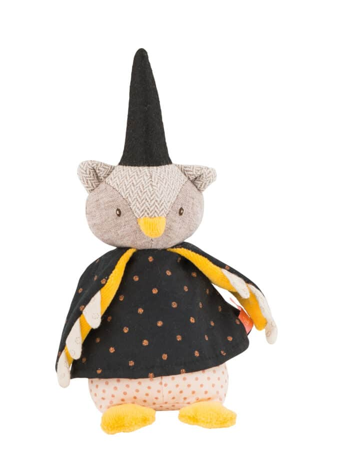 magician owl doll for role play - Moulin Roty toys Australia