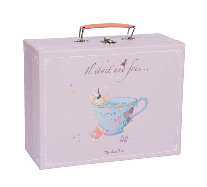 tea set case - Moulin Roty toys Australia