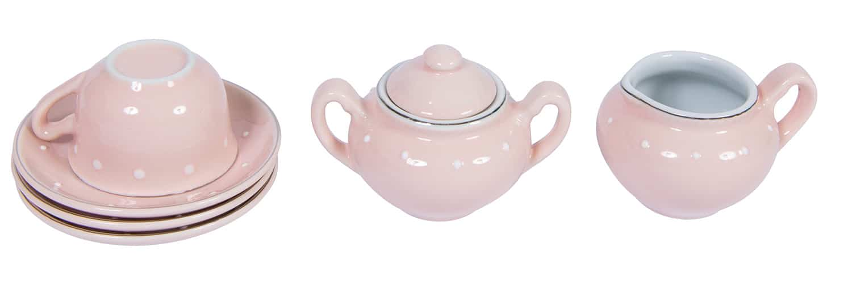 tea set - il etait une fois - Moulin Roty toys Australia