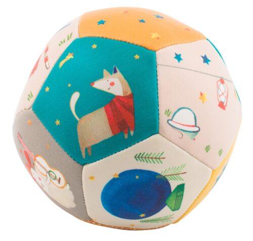 soft ball, soft toys, babies toys, Zig et Zag, Moulin Roty toys Australia