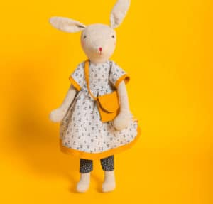 wholesale bunny toys - la famille mirabelle