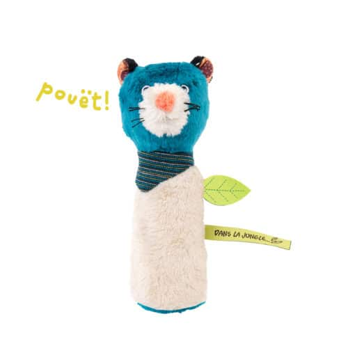 panther squeaky toy - wholesale toys