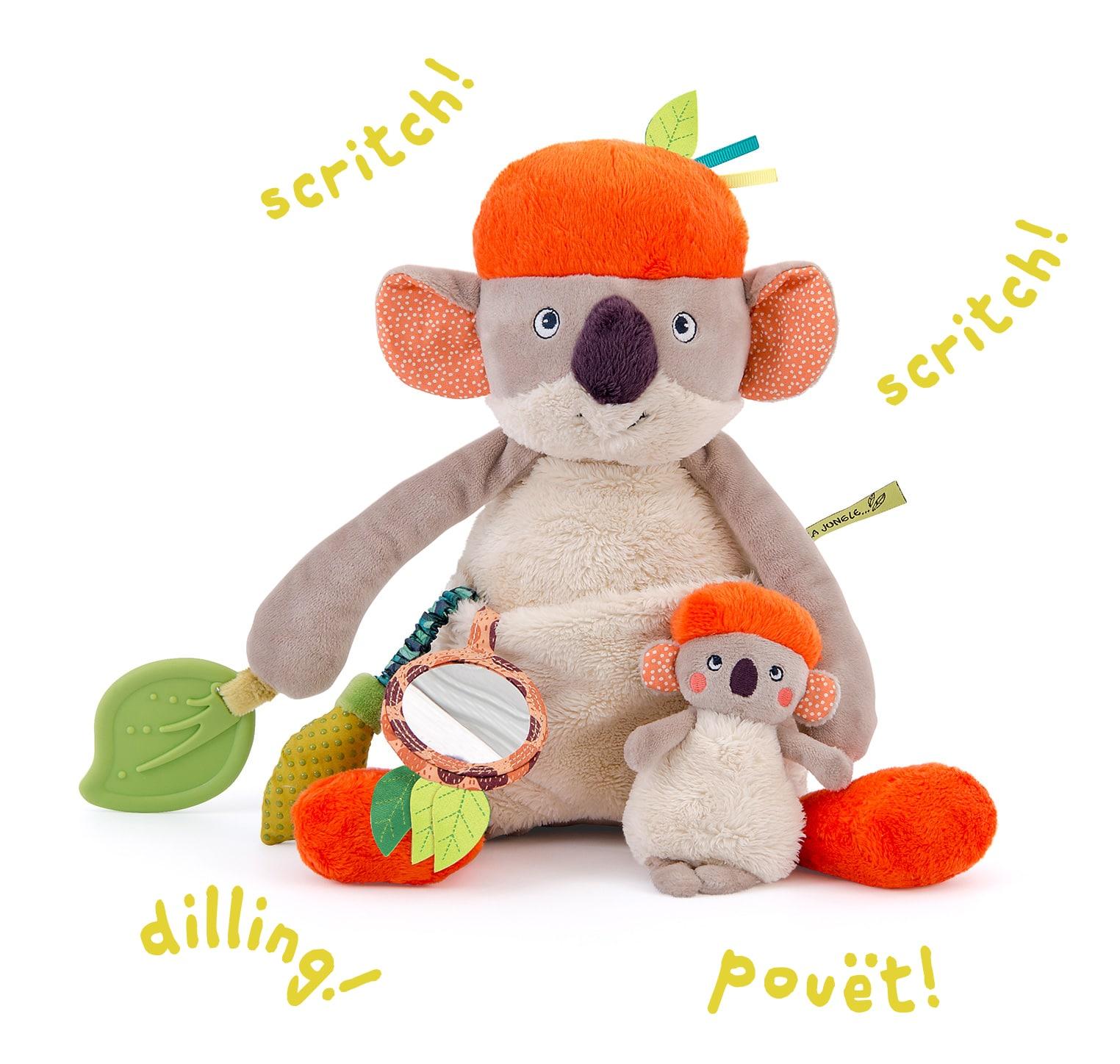 koala activity toy - wholesale