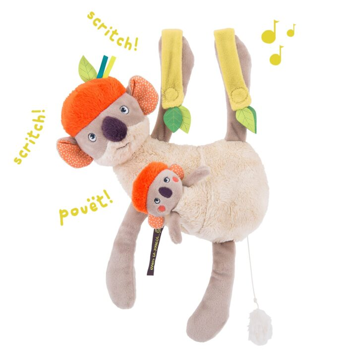 musical koala toy - wholesale