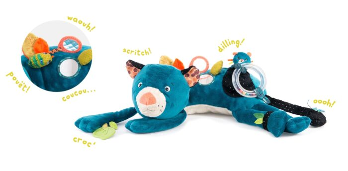 large jungle activity toy - wholesale