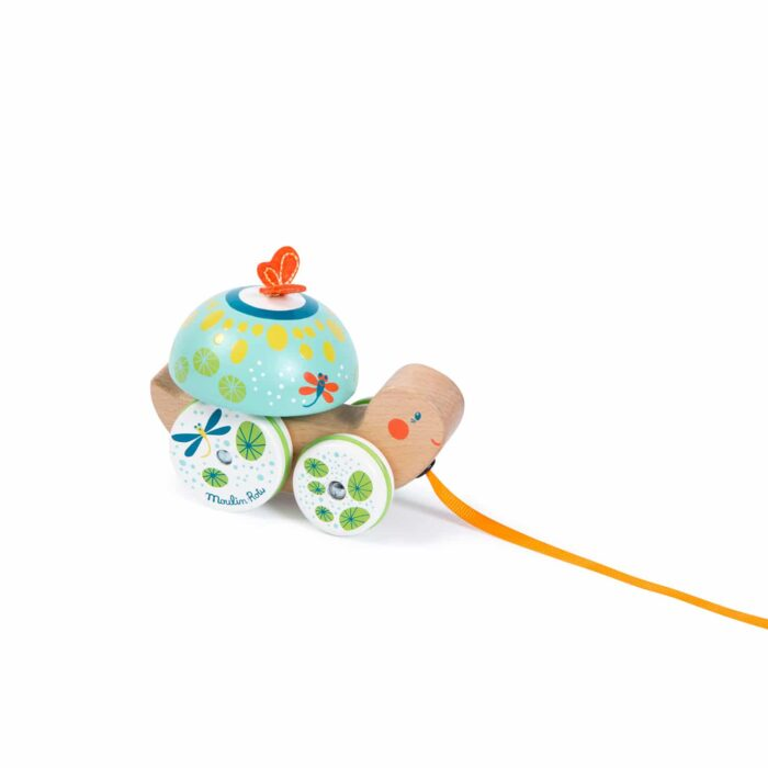 turtle pull along wholesale toys