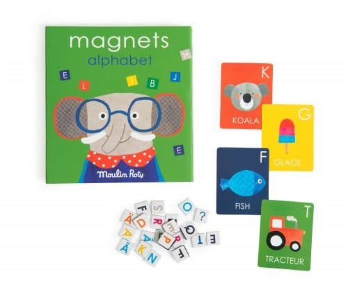 popipop alphabet magnetic game