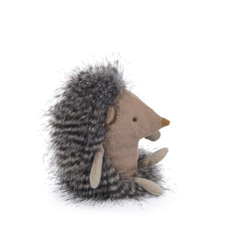 calilou the hedgehog teddy bear - moulin roty