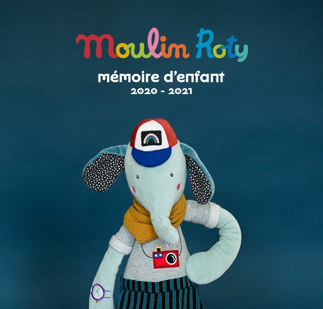 moulin roty memoire d'enfant catalogue