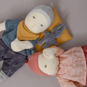 les bebes - soft baby dolls