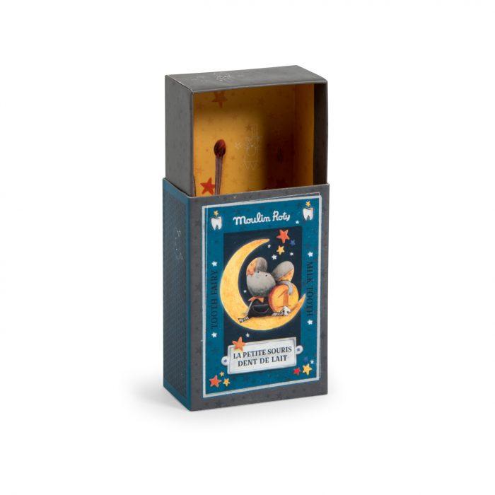 les moustaches - milk tooth mouse - soft toys