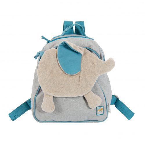 sous mon baobab - elephant backpack - childrens clothing