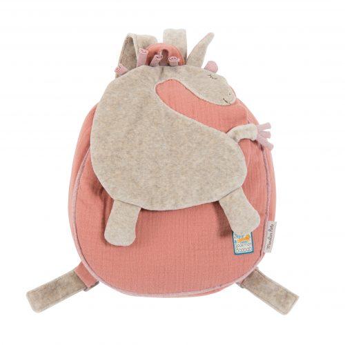 sous mon baobab - giraffe backpack - kids clothing