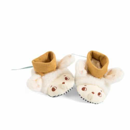 apres la pluie - nuage sleep slippers - baby slippers