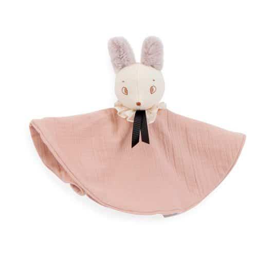 brume pink comforter - baby comforters - apres la pluie