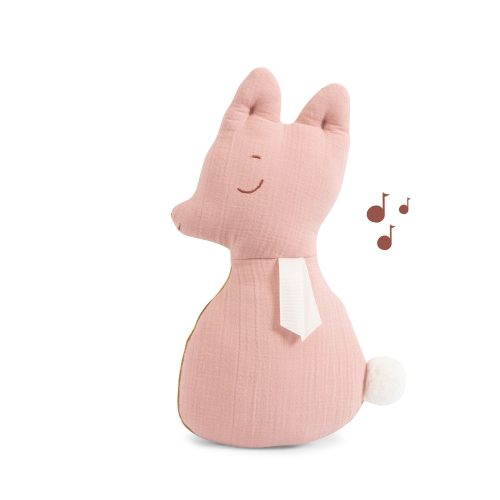 apres la pluie - musical cushion - musical soft toys