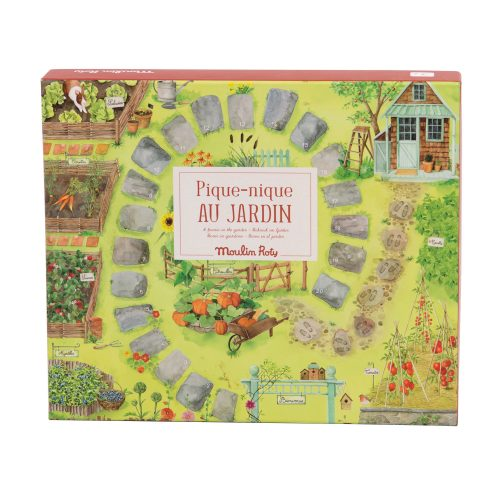 le jardin picnic in the garden board game